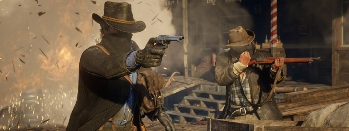 Red Dead Redemption 2 minimum specifications