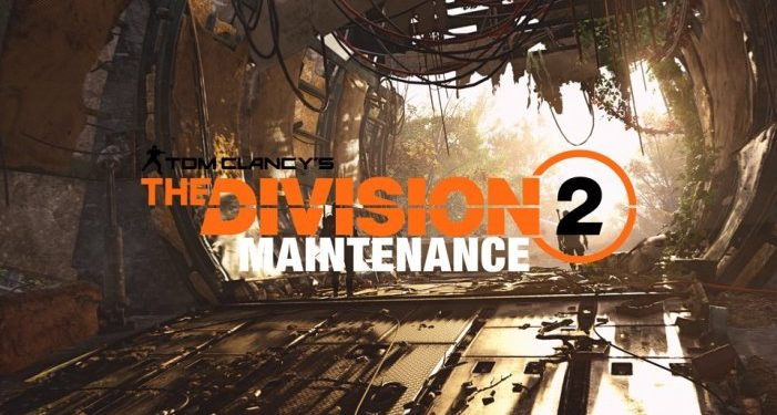 division 2 server maintenance
