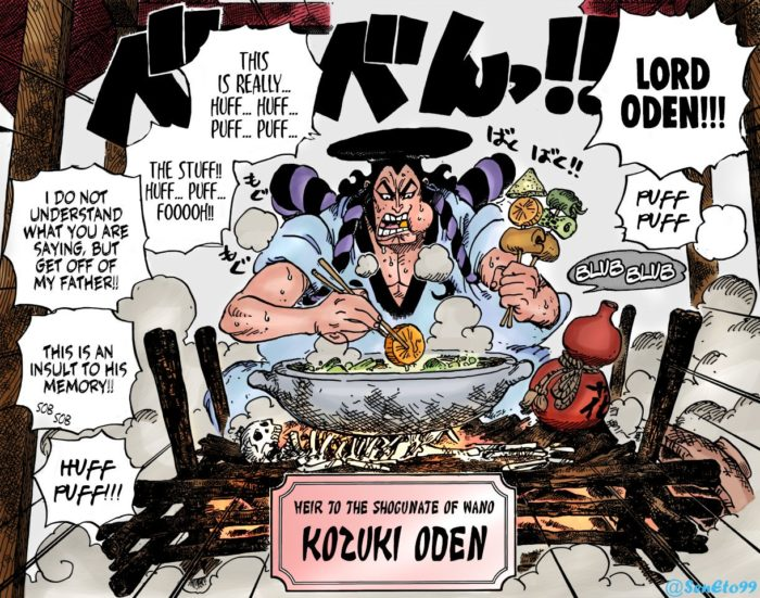 Updated] One Piece chapter 961 spoilers \u0026 predictions  Oden