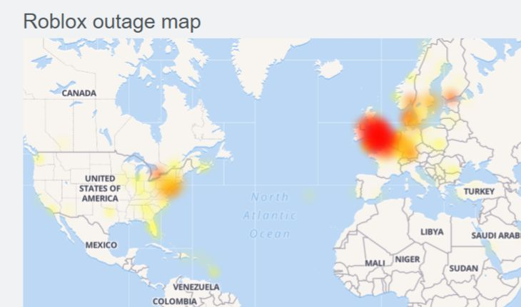 Roblox Outage Roblox Servers Down Not Working Digistatement
