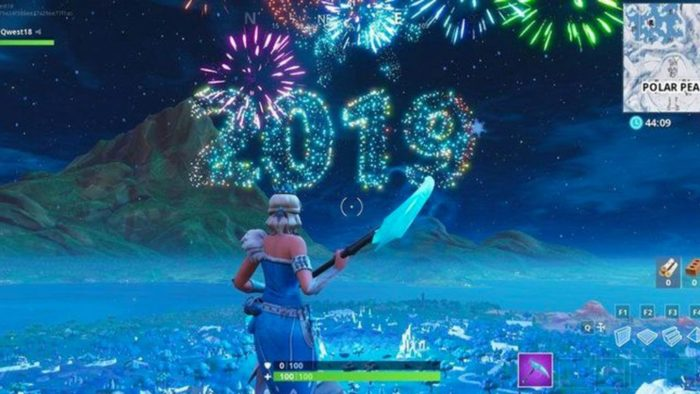Fortnite Winterfest 2019 Day 12 Challenge & Reward Live Now
