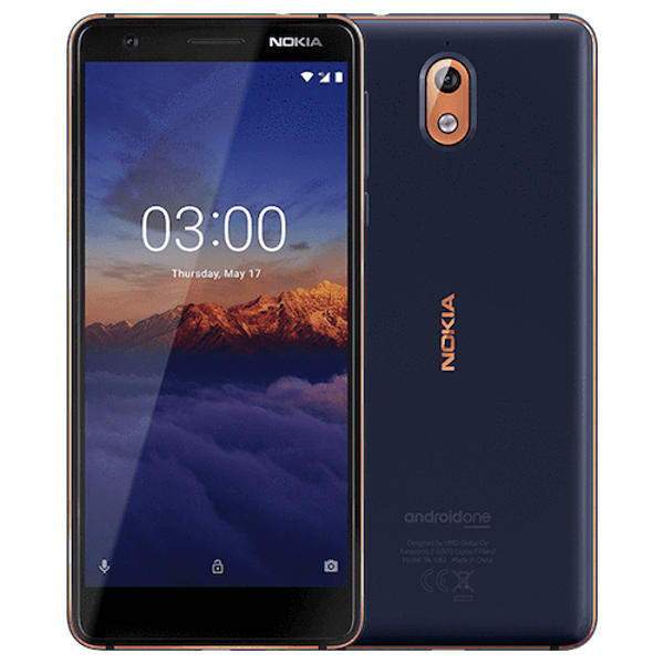 Android 10 update for Nokia 3.1