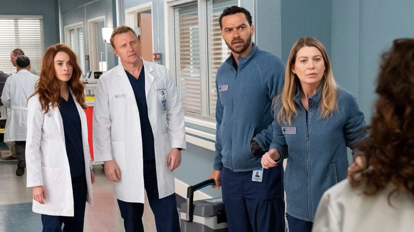 Grey's Anatomy Season 16 Episode 11 release date,