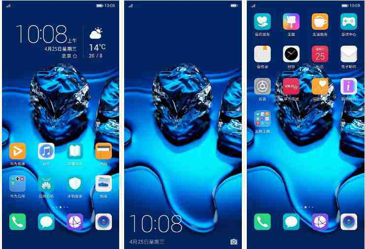Download Best EMUI 10 themes for Huawei