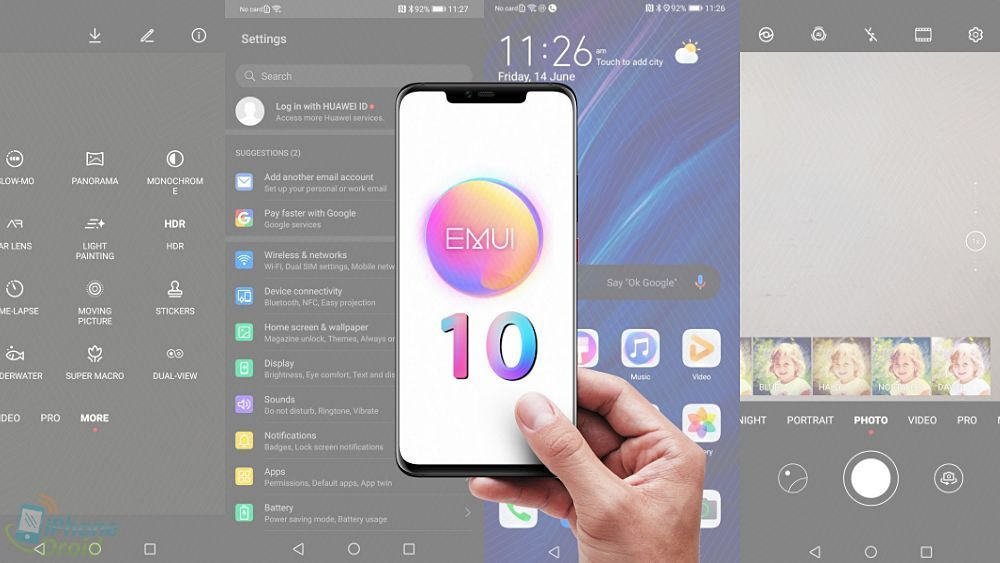 Official list of Huawei smartphones to get EMUI 10 update