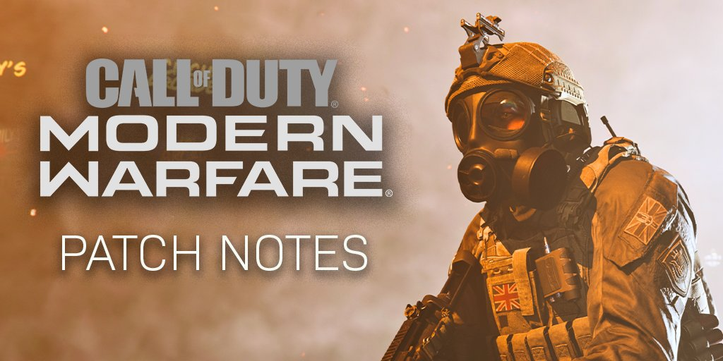 Modern Warfare gets 24/7 Shipment playlist back, patches in new update