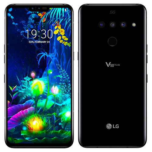 LG V50 ThinQ Android 10 update release date