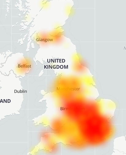 Nationwide Internet banking not working : Users are having issues with Nationwide payments