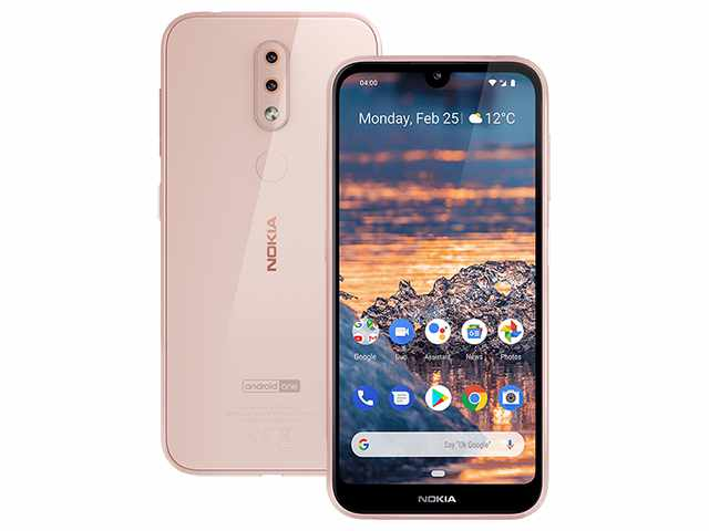 Nokia 4.2 Android 10 update