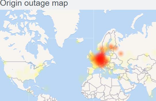 EA Origin Down : Origin chat service down & not working