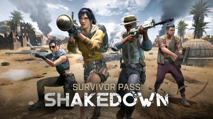 Live Now Pubg Season 6 Survivor Pass Shakedown Pubg Season 6
