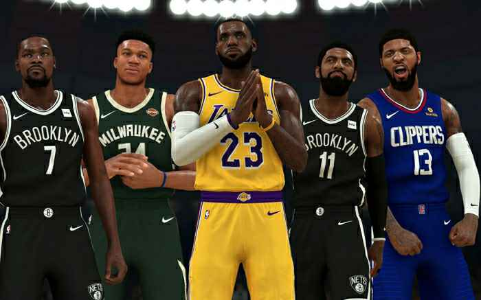 Nba 2k20 Myteam New Year S Resolutions Packs Digistatement