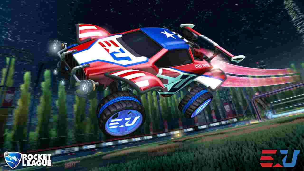 Rocket league February 4 Content Update new teams, items and more