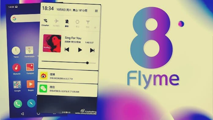 Meizu smartphones to get Flyme 8 update