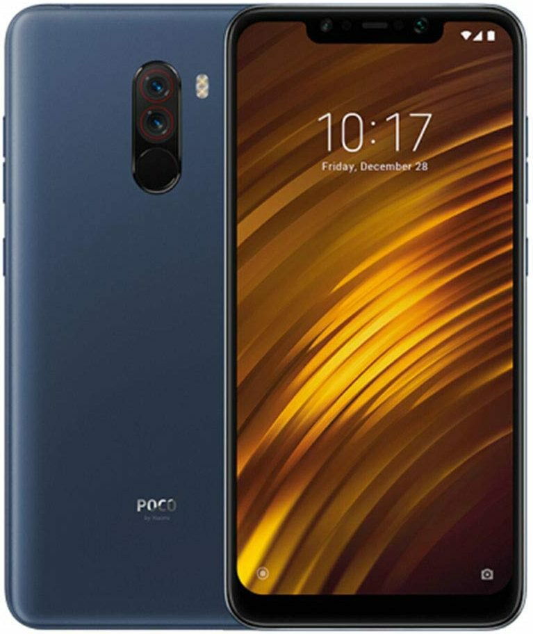 Xiaomi Poco f1 Android 10 Update rolling out