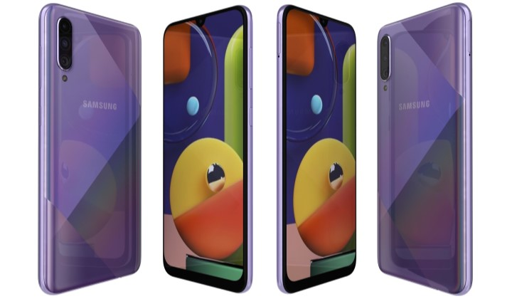 Samsung starts rolling out Android 10 update for its Galaxy A30 smartphone