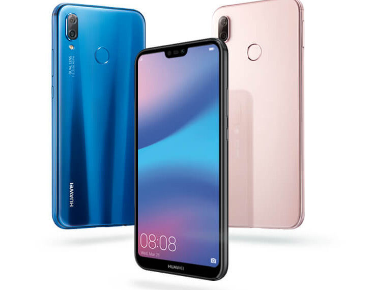 Android 10 huawei p20