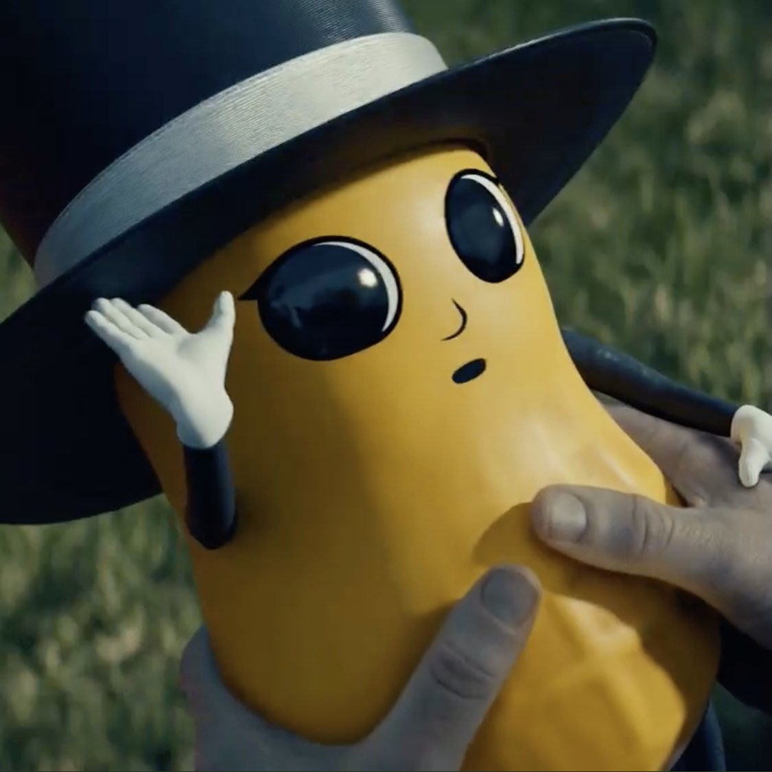 Mr. Peanut Resurrected As Baby Nut In New Super Bowl 2020 Commercial