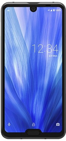 aquos r2 android10
