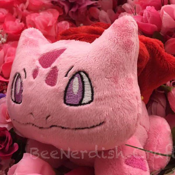 Pink Bulbasaur Plush