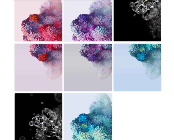 Download Samsung Galaxy S20 S20 Wallpapers Live Wallpapers Ringtones Digistatement