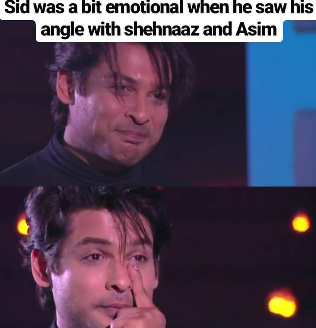BIGG BOSS Finale week : Siddharth Shukla got emotional during his Journey Video