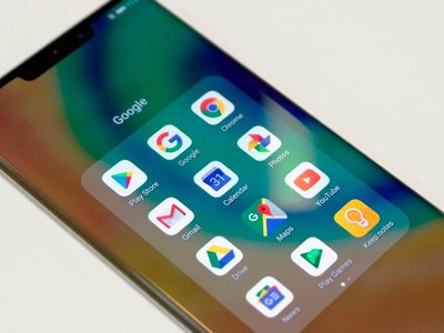 Huawei Mate 30 Pro with Gapps