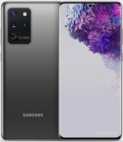 Samsung Galaxy S20 Ultra Dxomark Score