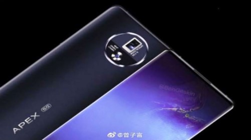 Vivo Apex 2020 Specifications