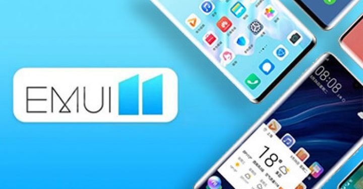 EMUI 11 Eligible Huawei devices