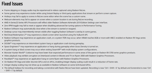 AMD Radeon 20.3.1