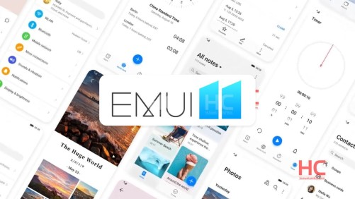 Huawei EMUI 11 Features, Release Date