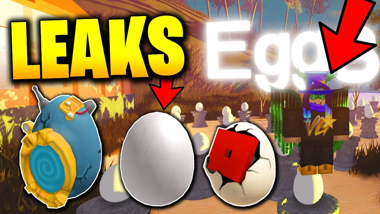 Roblox Egg Hunt 2020 Event Release Start Date Leaks Guide