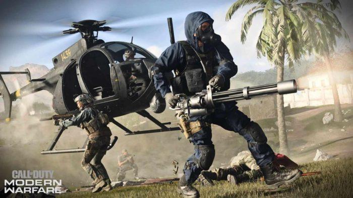 Call Of Duty Modern Warfare Ghost Skin Missing Issue Occurring