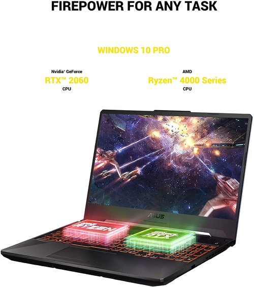 Asus TUF Gaming 15
