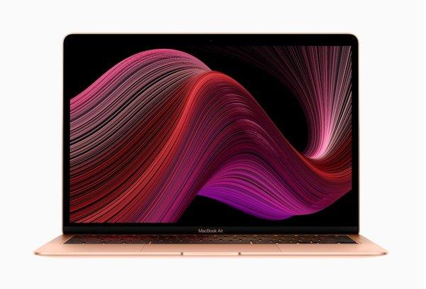 Download Apple Macbook Air 2020 Stock Wallpapers