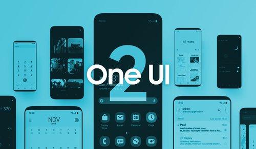 One Ui 2 Samsung