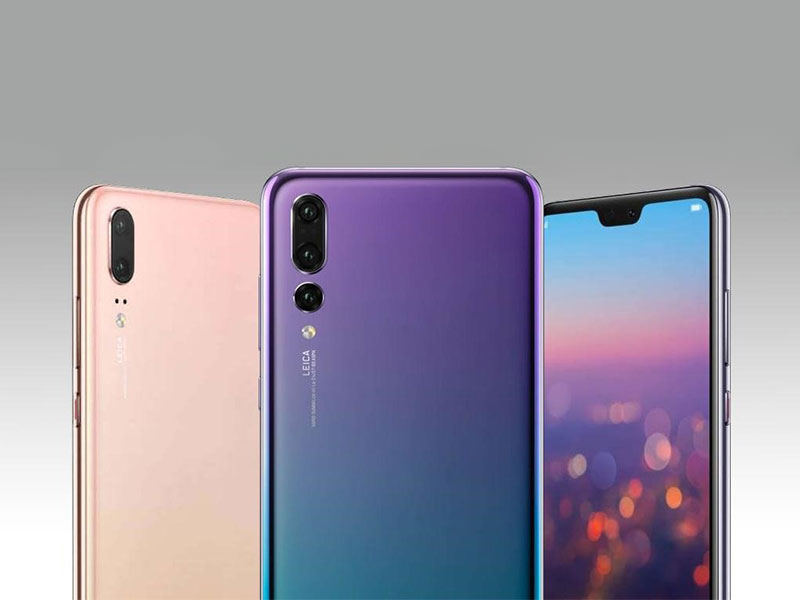 Android 10 Huawei P20 Pro