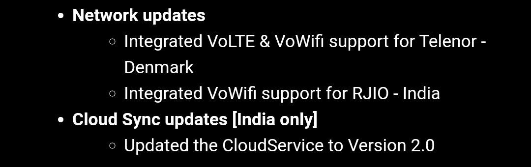 OnePlus 6, 6T OxygenOS 10.3.3.3 with April Patch & VoWifi Support