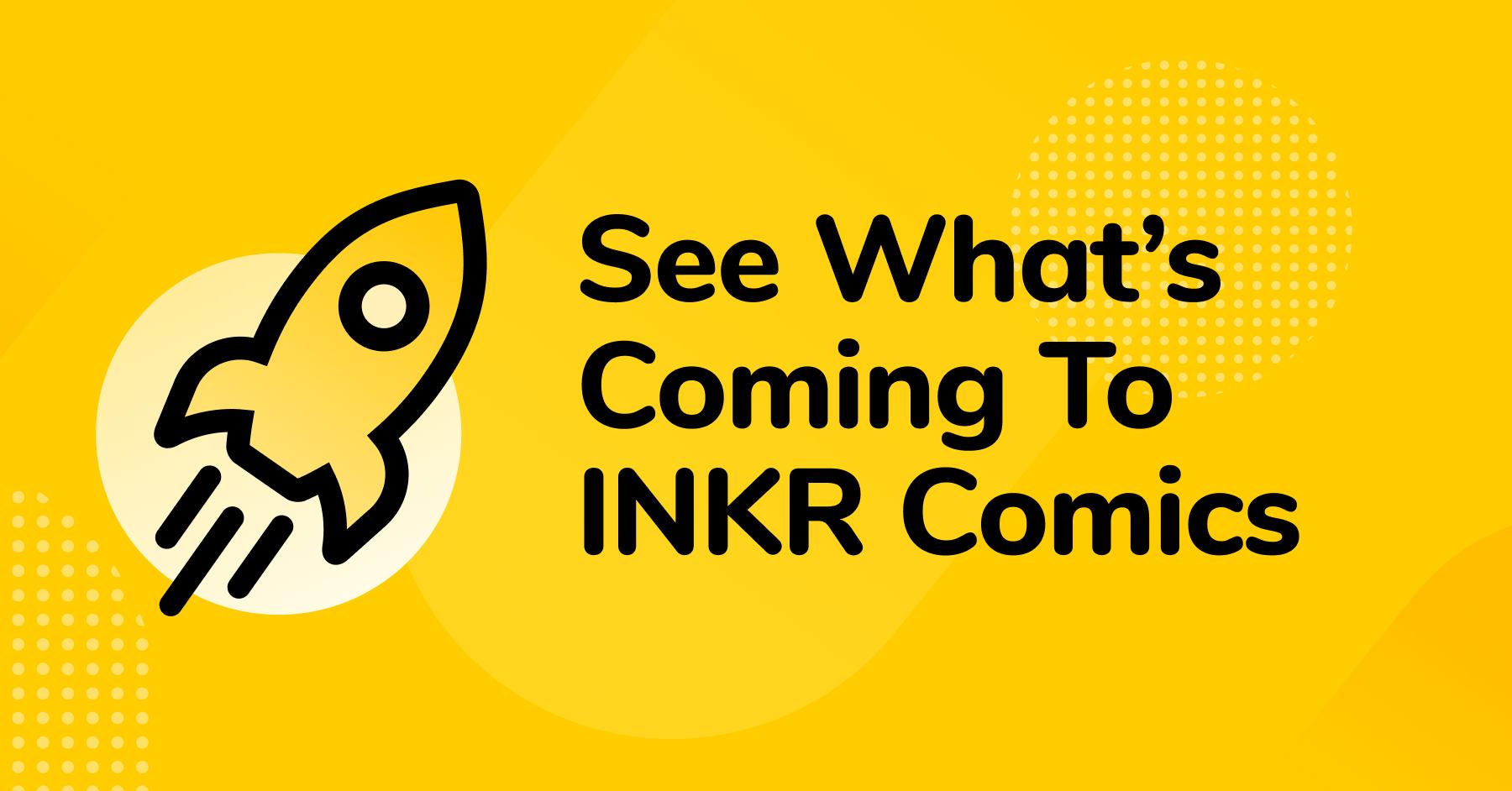 INKR new mangarock