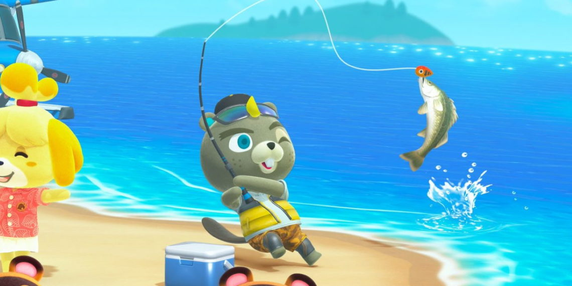 Animal Crossing: New Horizons Has Hooked Gamers With A Fishing Tourney For The Day