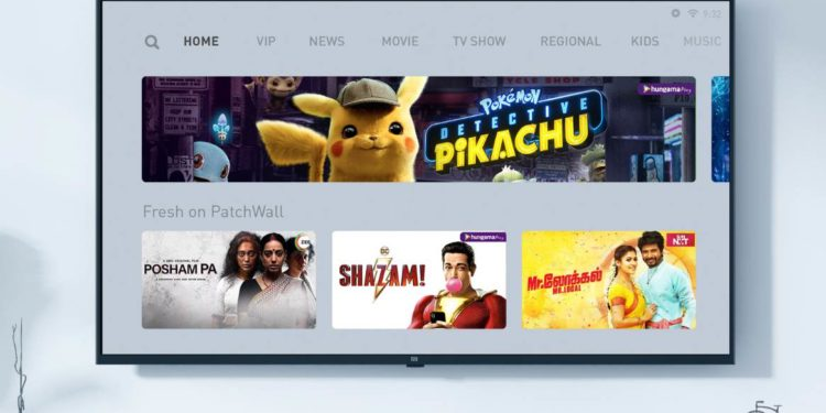 PatchWall 3.0 Update for Xiaomi Mi TVs rolls out : List of Mi TVs to get PatchWall 3.0 Update