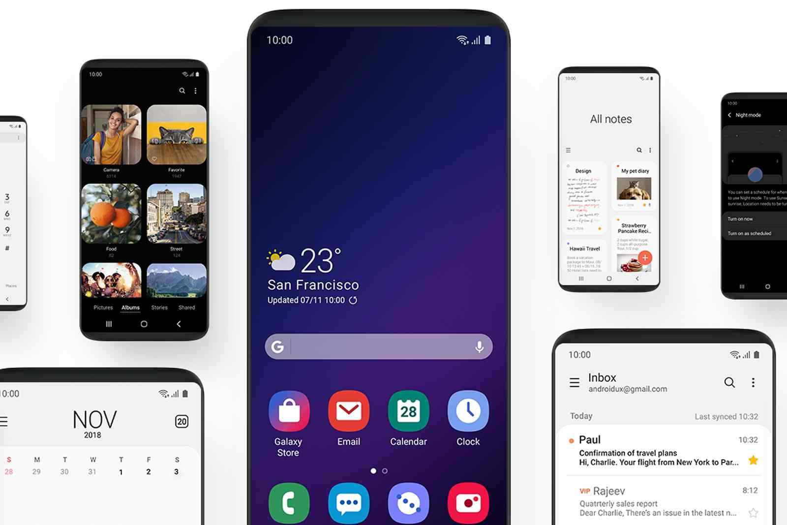 Samsung One Ui Home Update Rolling Out Fixing Wallpaper Orientation And Other Issue Digistatement