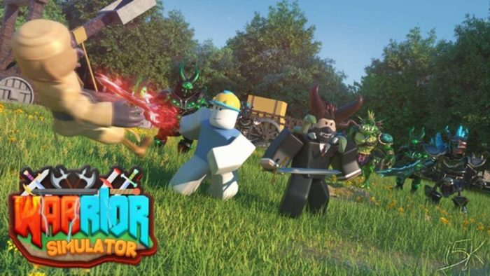 roblox warrior simulator codes list april  digistatement