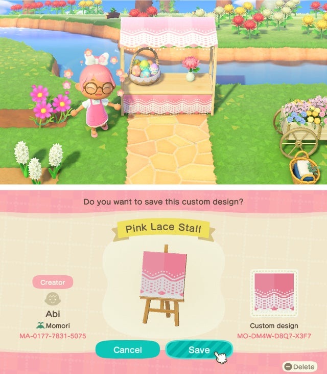 Animal Crossing New Horizons New Qr Codes Custom Designs April 2020 Dresses Stalls Streets Paths And More Digistatement