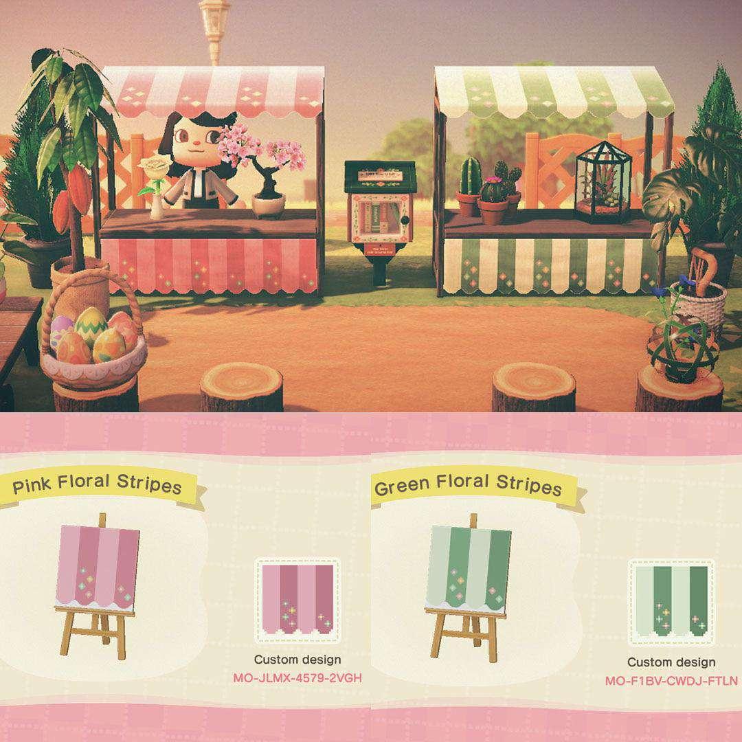 Animal Crossing: New Horizons New QR Codes, Custom Designs ...