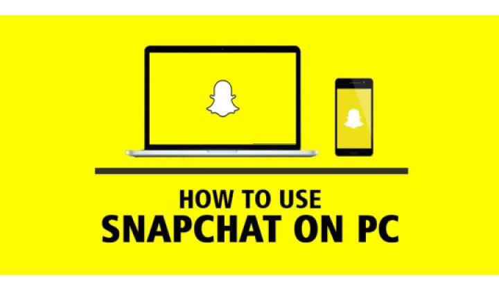 Snapchat online pc no download