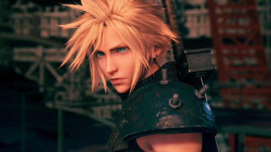 Final Fantasy Vii Remake Download Free Wallpapers Of Cloud Aerith Barret Tifa More From Here Digistatement