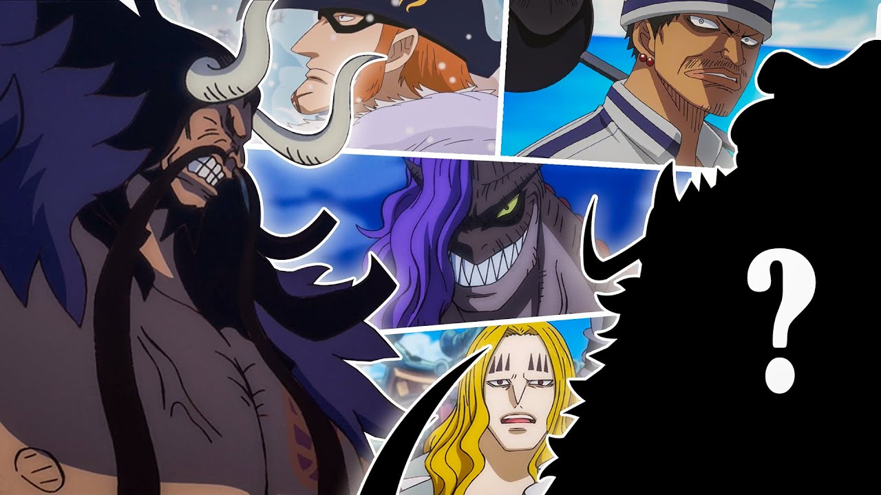 One Piece Chapter 978 Raw Scans Spoilers Release Date All