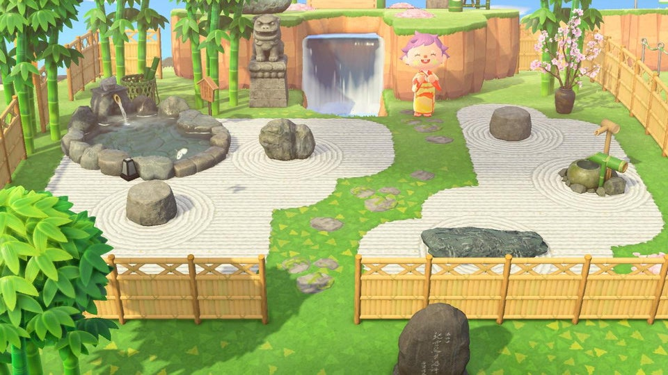 Animal Crossing: New Horizons New Tiles, Streets, Wood ...